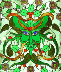 Tamasine's Green Man