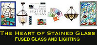 Kansa, specialists in stained glass and lighting supplies
