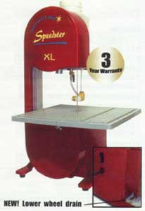Speedster Band Saw