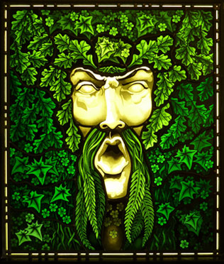 Light Work's Green Man
