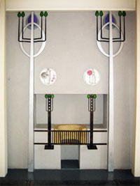 Mackintosh Fire Place