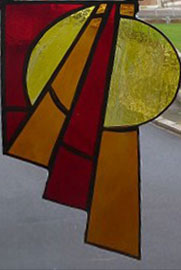 stained glass tutiion