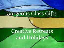 Gorgeous gifts in fused glass