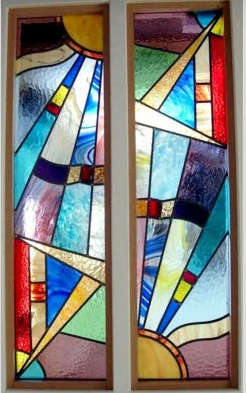 TRADITIONAL STAINED GLASS are in LUTON