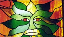 Part of image of THE GREEN MAN