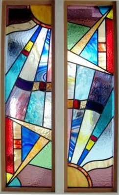 Traditional stained glass Bedfordshire